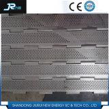 프로젝트 플라스틱 사슬 격판덮개 컨베이어 벨트