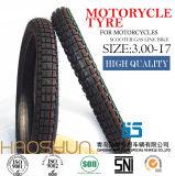 タイヤのスクーターのタイヤのKekeのタイヤの内部管3.50-10