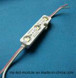 Heiße Baugruppe 12V des Verkaufs-3chips LED imprägniern 5730/5050SMD