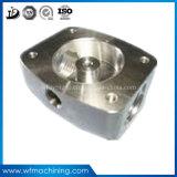 Soem-Präzision CNC-Drehbank-maschinell bearbeitenteile Metallherstellung