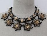 Halsband van de Nauwsluitende halsketting van Crsytal van dame Fashion Charm Namaakbijouterie de Ruige (JE0108)