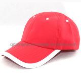 100% Poliéster TEJIDO Mircrofiber Golf Deporte gorras de béisbol (TMR4517)