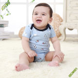 Hot Sale Organic Cotton Fit Newborn Baby Romper
