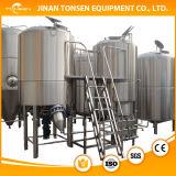 Macchina di preparazione della birra dell'acciaio inossidabile