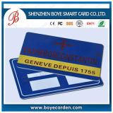 Fornecedor plástico impressionante & popular do cartão do PVC