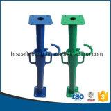 構築のための4.0m電流を通された足場鋼鉄支柱の調節可能な支柱