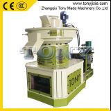 CE a approuvé la paille de blé TYJ1050-machine à granulés (II)