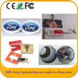 De levering voor doorverkoop past de Vrije Steekproef van Drivefor van de Flits van de Aandrijving van de Pen van de Creditcard van het Embleem (Aan EC003)