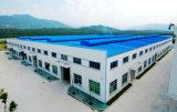 Atelier industriel peint préfabriqué de structure métallique
