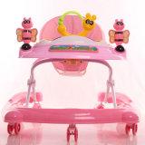 Les marcheurs bon marché approuvés de chariot à bébé de la CE personnalisable vendent en gros