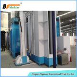 Máquina para recubrimiento de película delgada de aluminio máquina de recubrimiento de vacío eléctrica