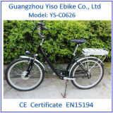 TUV Certificado Full Suspensión Ciudad Señora Mujer Electric Bike