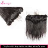 malaysisches Jungfrau-Haar des Grad-7A mit Silk niedrigem Schliessen 13X4