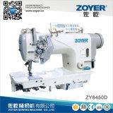 Zoyer ad alta velocità doppio ago punto annodato macchina da cucire industriale (ZY8450D)