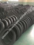 Neumático de la motocicleta de la alta calidad de la venta directa de la fábrica de 375-12