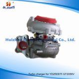 Auto Parts turbocompresor para Nissan Yd25ddti Yd25 Gt2056V Yd22/Zd30/TD27/TD42/QD32/FE6