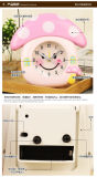 Cute Cartoon будильник, творческие гриб будильник