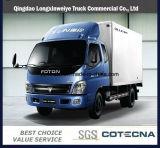 camion del carico del frigorifero di 14000L Foton 4*2