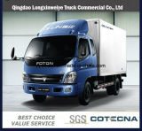 14000L Foton 4*2 nevera camión de carga