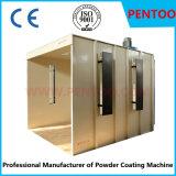 Cabine de pulverizador manual do pó na linha de produção do revestimento