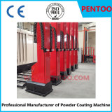 Réciprocateur de levage automatique pour profils en aluminium dans la ligne de revêtement en poudre
