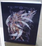 3D Lenticular Book Cover