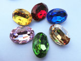 Het Veelkleurige Ovale Bergkristal van de fabriek voor Levering voor doorverkoop