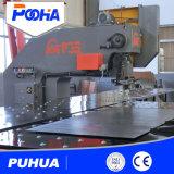 Einfache CNC-nach Maß Loch-Locher-Maschine mit Ce/BV/ISO Qualität