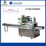 Machine van de Verpakking van het Voedsel van de Atmosfeer van het Hoofdkussen SS304 van de Prijs van de Fabriek van Foshan de Roterende Type Gewijzigde