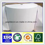 55GSM-250GSM White finos o papel Offset no rolo e Folha