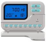 Thermostat programmable de câble pour le chauffage par le sol et la chaudière de gaz