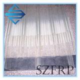 Los paneles de techo del tragaluz de la fibra de vidrio del invernadero FRP GRP del aislante termal