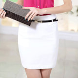 Fashion Slim Sexy Package Hip Skirt pour dames