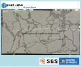 Ce certificat & SGS Calacatta Dalle de quartz Surface solide pour le comptoir de cuisine/ Table Top/ Matériaux de construction