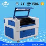 Papel acrílico Plexiglass Pano de borracha CO2 CNC Laser gravura / máquina de corte Fmj6040