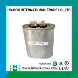 Ехпортировать алюминиевые конденсаторы 56UF+/-5%UF бега Cbb65 старта овальные