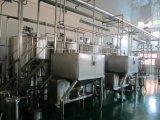 Linha de produção automática completa de sumos de leite de 3000 L / H