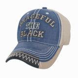 2015 fuertes puntadas lavado gorra de béisbol (OKM-Q00001)