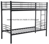 Bâti de couchette jumeau BRITANNIQUE en métal de dormeur