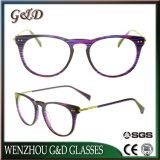 Het populaire Frame Sr6018 van de Glazen van het Oogglas Eyewear van de Acetaat In het groot Optische