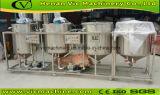 Машина рафинадного завода сырой нефти нержавеющей стали MR-5 с 980L/2H