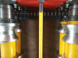 Het hete Metaal die van het Dak van de Verkoop Machine met Uitstekende kwaliteit vormen