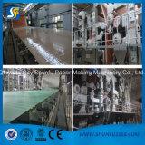 Rodillo enorme caliente del papel de la venta 1092m m Kraft de Shunfu que hace la cadena de producción de máquina precio