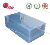 Freies transparentes Belüftung-Plastikblatt