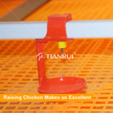 운반 가금 농장 자동적인 닭 젖꼭지 마시는 시스템 경작
