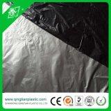 紫外線抵抗力があるのフィルムの銀製の黒に根おおいをする中国の工場供給