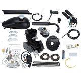 Cdh 2の打撃の黒いガスのバイクエンジンキット66cc/80ccのガスは自転車にモーターを備えた