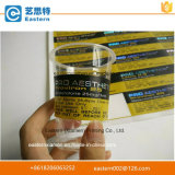 Etiketten van het Flesje van het Hologram van de Druk van de douane de Zelfklevende 10ml voor Anabole Steroïden
