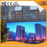 Fabricante profesional P8.9 LED al aire libre de China que hace publicidad de la pantalla de visualización