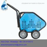 Machine à haute pression de surfaces d'acier de nettoyage de nettoyeur